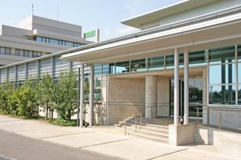 総合リハビリテーションセンター正面玄関