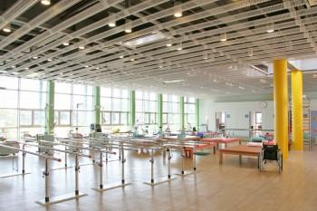 総合リハビリテーションセンターリハビリ室
