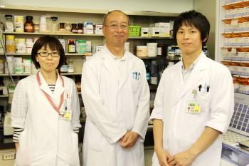 yakuzai-staff